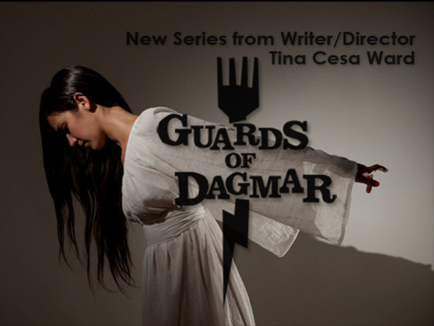 Guards of Dagmar Cover