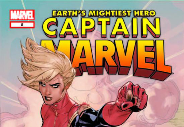 Captain Marvel #5