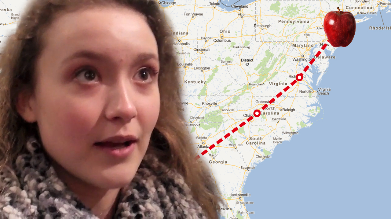 McKenna's New York Road Trip