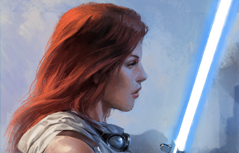 Mara Jade Skywalker by Wraithdt on DeviantArt