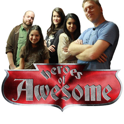 The Heroes of Awesome