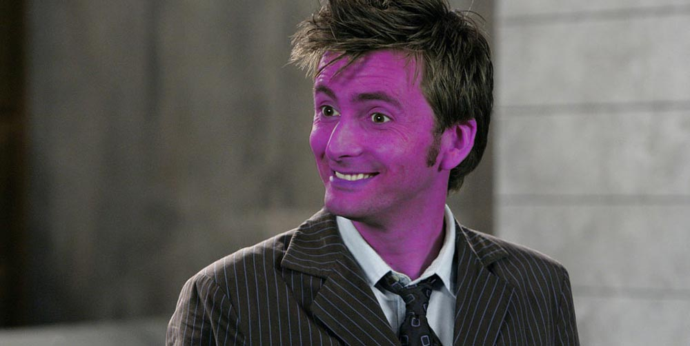 David Tennant is Marvel's Purple Man on Netfllix
