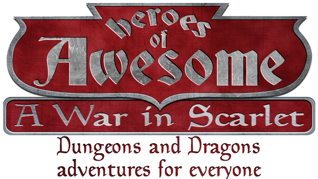 A War in Scarlet logo