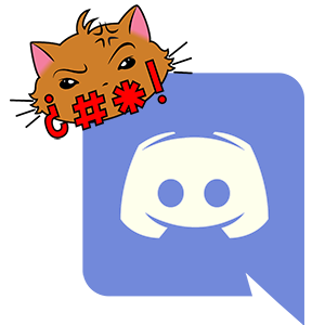 Swear Cat Discord