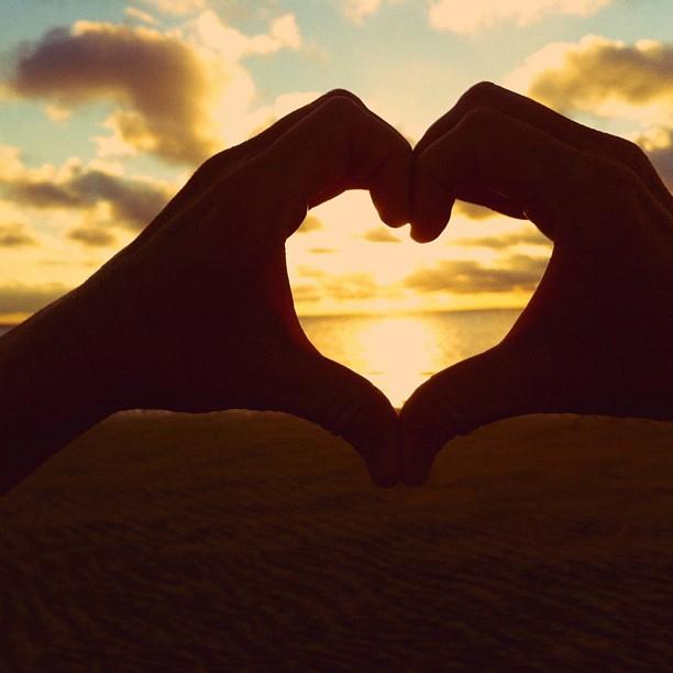 Cape Cod beach love.