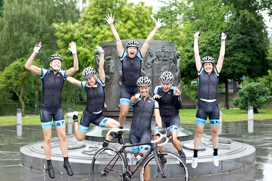 Reve Women's Team 2012
