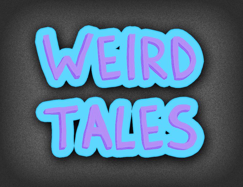 Weird Tales Header25