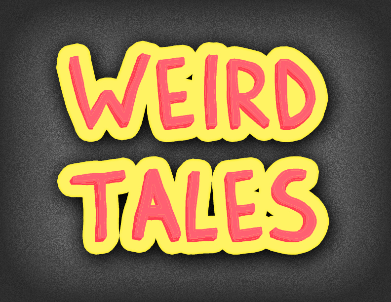 Weird Tales Header28