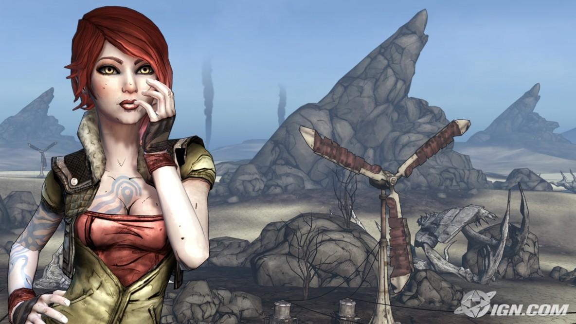 Lilith Borderlands 1